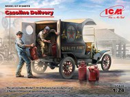 ICM Models  1/24 Gasoline Delivery, Model T 1912 Delivery Car ICM24019
