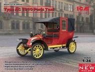 1910 Type AG Paris Taxi (New Tool) #ICM24030