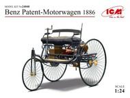 1886 Benz Patent Motorwagen (New Tool) #ICM24040