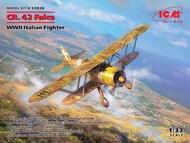 Fiat CR.42 Falco, WWII Italian Fighter #ICM32020