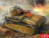 German Leichttraktor Rheinmetall 1930 Tank (New Tool) #ICM35330