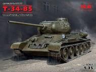 WWII Soviet T-34/85 Medium Tank #ICM35367