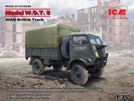 WWII British Model WOT 8 Truck #ICM35590