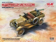Model T 1917 LCP with Vickers MG, WWI ANZAC Car #ICM35607