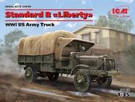 WWI US Standard B Liberty Army Truck (New Tool) #ICM35650