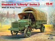 WWI US Standard B Liberty Series 2 Army Truck #ICM35651