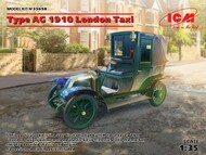 1910 Type AG London Taxi (New Tool) (APR) ICM35658
