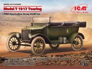 Model T 1917 Touring, WWI Australian Army Staff Car #ICM35667