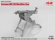 ICM Models  1/35 German MG-08 Machine Gun (New Tool) ICM35710