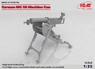 German MG-08 Machine Gun (New Tool) #ICM35710