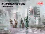 Chernobyl #4: Deactivators (4 figures) #ICM35904