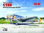 WWII US C-18S Passenger Aircraft #ICM48185