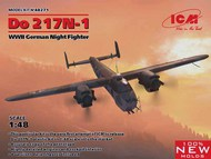 WWII German Do.217N-1 Night Fighter (New Tool) #ICM48271