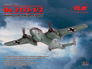 Dornier Do.217J-1/2, WWII German Night Fighter (May 2020) - Pre-Order Item #ICM48272