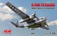 WWII USAF A-26B-15 Invader Bomber #ICM48282