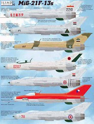 Mikoyan MiG-21F-13s #ILD48034