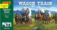 Wagon Train Figure Set #IMX610