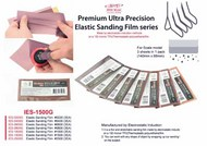 Elastic Sanding Film - 1500 Grit (3 pcs) #INFIES1500G