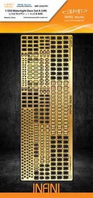 Infini Models  1/350 Watertight Door Set A: IJN INFIMP35027R1