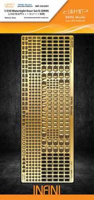 Infini Models  1/350 Watertight Door Set D: DKM INFIMP35030R1