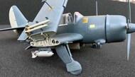 wing fold set Curtiss SB2C-4 Helldiver #INF3201-7