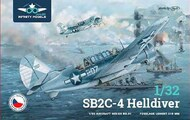 Curtiss SB2C-4 Helldiver (Limited Release) #INF3201
