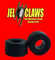 INNOVATIVE HOBBY SUPPLY  1/64 Rubber Racing Tires for AWD Thunderjet 500 & Aurora Tuff-Ones (10) IHS2010