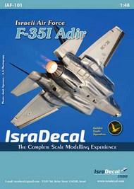 IAF Lockheed-Martin F-35I Adir [F-35A] #IAF101