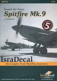 IAF Supermarine Spitfire Mk.IXc/Mk.IXe #IAF91