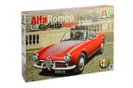 Alfa Romeo Giuletta Spider 1600 #ITA3653