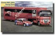 Italeri  1/24 Citroen WRC 2004 Racing Team w/ Rally Car 'Xsara' ITA3830