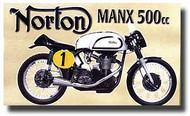 Italeri  1/9 Norton MANX 500cc ITA4602