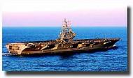 Italeri  1/720 USS Ronald Reagan CVN-76 ITA5533