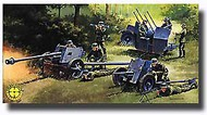 Italeri  1/72 German Gun Set ITA7026