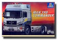 Italeri  1/24 MAN Commander ITA732