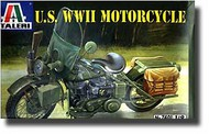 Italeri  1/9 US Army Bike WLA-45 ITA7401