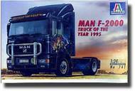 Italeri  1/24 MAN F-2000 ITA741