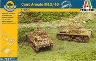 Carro Armato M13/40 #ITA7517