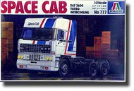 Italeri  1/24 DAF 3600 Turbo Space Cab ITA777