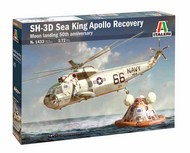 SH-3 Sea King Apollo Recovery Helicopter 50th Moon Landing #ITA1433
