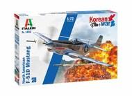 North American F-51D Mustang Korean War #ITA1452
