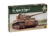 Italeri  1/56 Pz.Kpfw.Vi Tiger I Tank ITA15755
