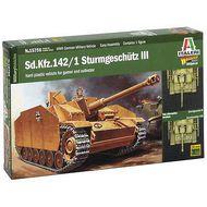 Italeri  1/56 Sturmgeschutz Iii ITA15756