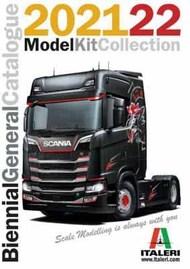 Italeri   N/A Italeri 2021 catalogue ITA2021CAT