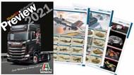 Italeri   N/A Italeri 2021 Product Preview ITA2021NEWCAT