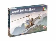 Bell OH-13 Sioux Korean War #ITA2820