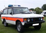 Italeri  1/24 Police Range Rover ITA3661