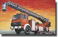 Italeri  1/24 VECO Magirus DLK23-12 Fire Engine Ladder Truck ITA3784