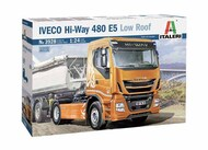 Italeri  1/24 IVECO HI-WAY 480 E5 LOW ROOF ITA3928