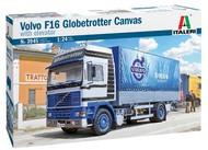 VOLVO F16 Globetrotter Canvas Truck with elevator SUPER DECALS SHEET #ITA3945
